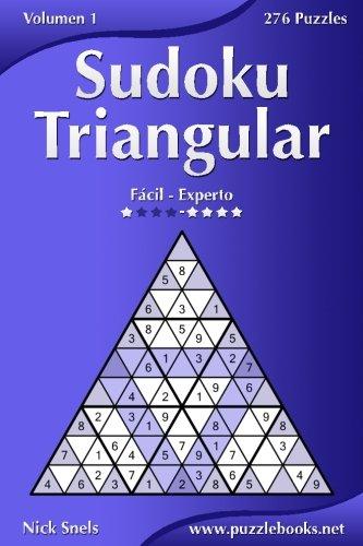 9781512354454: Sudoku Triangular - De Fácil a Experto - Volumen 1 - 276 Puzzles: Volume 1