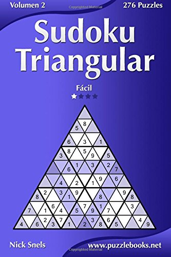 9781512354713: Sudoku Triangular - Fácil - Volumen 2 - 276 Puzzles: Volume 2 (Tridoku)