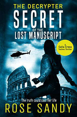9781512355895: The Decrypter: Secret of the Lost Manuscript