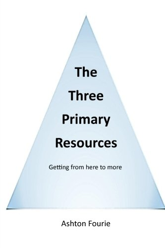 9781512362121: The Three Primary Resources: Getting from here to more