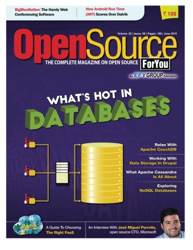 9781512366075: Open Source For You, June 2015: June 2015 (Volume 3)