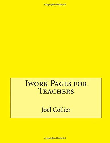 9781512366785: Iwork Pages for Teachers