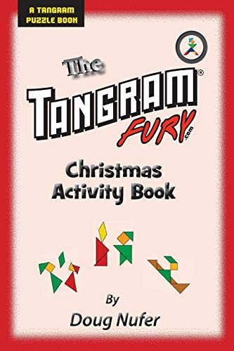 9781512370591: Tangram Fury Christmas Activity Book
