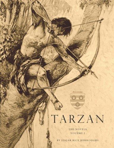 Tarzan: The Novels: Volume 1 (Five Novels)