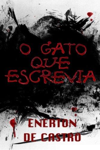 9781512372571: O gato que escrevia (Portuguese Edition)