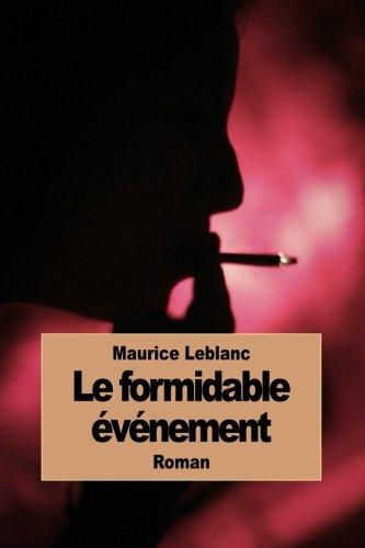 9781512373325: Le formidable événement (French Edition)