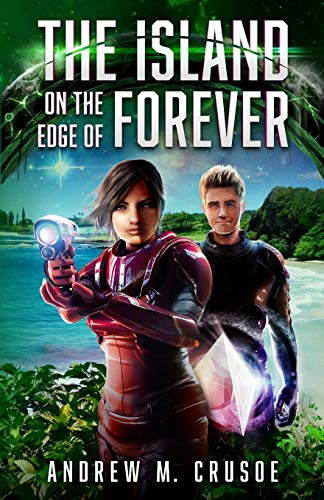 9781512376357: The Island on the Edge of Forever (The Epic of Aravinda) (Volume 2)
