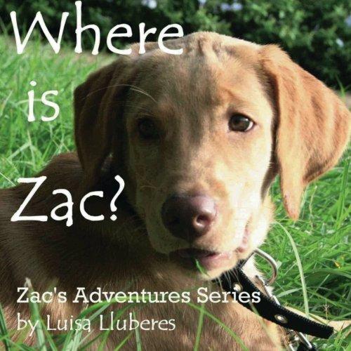 9781512379914: Where is Zac? (Zac's Adventures Series) (Volume 1)