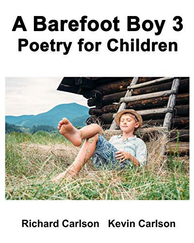 9781512396317: A Barefoot Boy 3: Poetry for Children