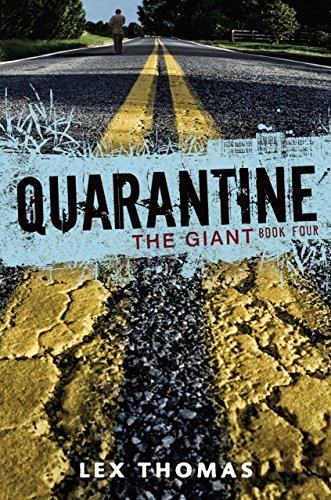 9781512401035: The Giant (Quarantine)