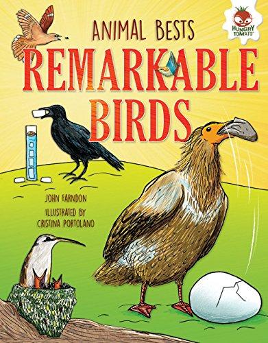 Remarkable Birds (Library Binding): John Farndon
