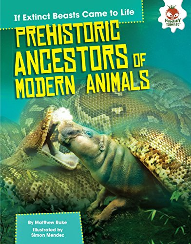 9781512406320: Prehistoric Ancestors of Modern Animals (If Extinct Beasts Came to Life)