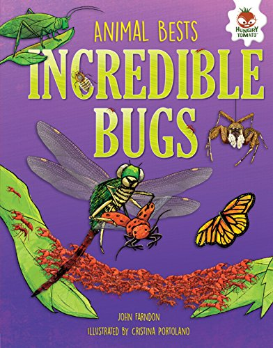 Incredible Bugs (Library Binding): John Farndon