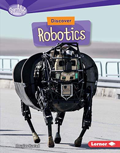 Discover Robotics (Library Binding): Douglas Hustad