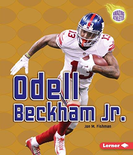 Odell Beckham Jr. (Library Binding): Jon Fishman