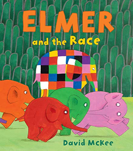 9781512416244: Elmer and the Race