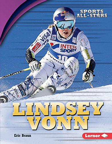 Lindsey Vonn (Sports All-Stars): Eric Braun