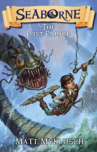 9781512481754: The Lost Prince (Seaborne)