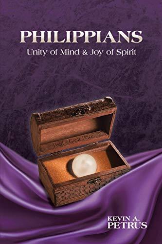 9781512707069: Philippians: Unity of Mind & Joy of Spirit
