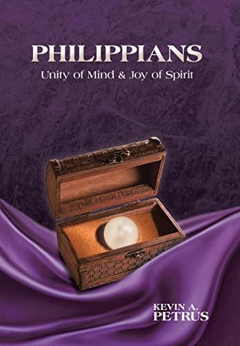 9781512707076: Philippians: Unity of Mind & Joy of Spirit