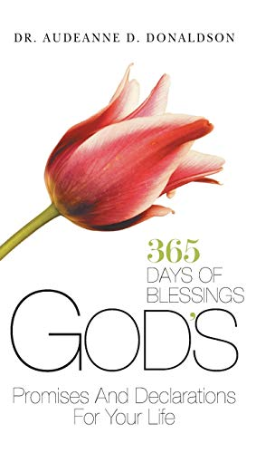 9781512710267: God's Promises and Declarations for Your Life: 365 Days of Blessings