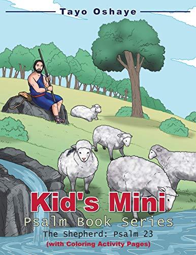 9781512716788: Kid's Mini Psalm Book Series: The Shepherd: Psalm 23