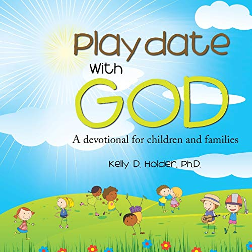 9781512718201: Playdate With God: A devotional for children and families