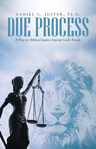9781512723052: Due Process: A Plea for Biblical Justice Among God's People