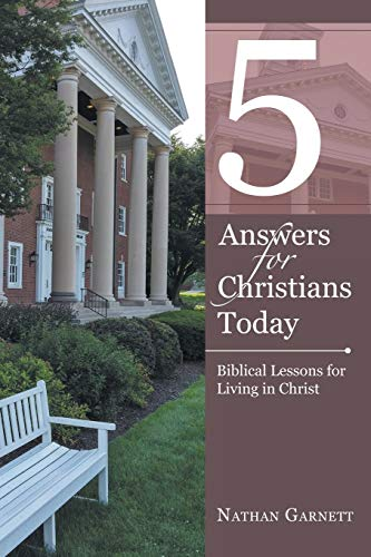 9781512736625: 5 Answers for Christians Today