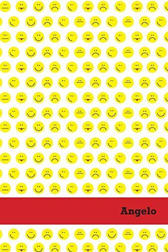 Etchbooks Angelo, Emoji, College Rule: Etchbooks