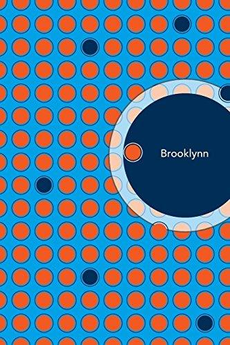 Etchbooks Brooklynn, Dots, College Rule: Etchbooks