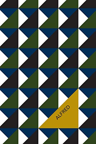 Etchbooks Alfred, Qbert, Wide Rule, 6 X 9', 100 Pages: Etchbooks
