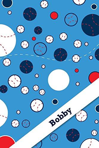Etchbooks Bobby, Baseball, Wide Rule: Etchbooks