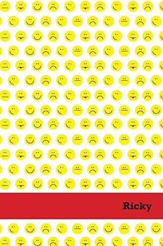 9781513312637: Etchbooks Ricky, Emoji, Blank