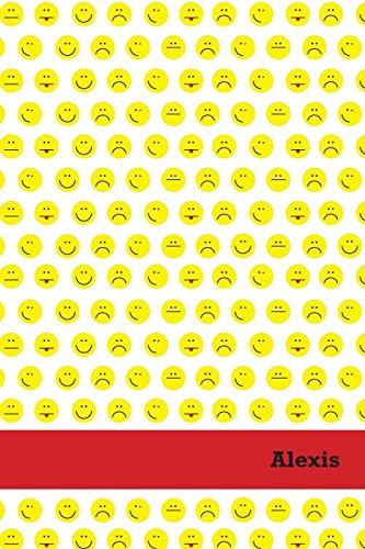 Etchbooks Alexis, Emoji, Blank: Etchbooks