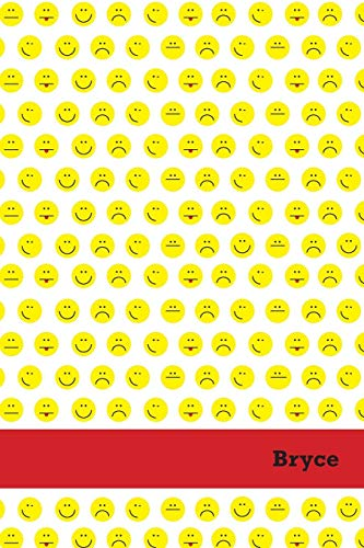 Etchbooks Bryce, Emoji, Blank: Etchbooks