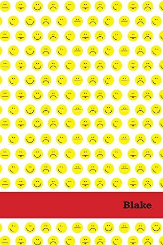 Etchbooks Blake, Emoji, Blank: Etchbooks