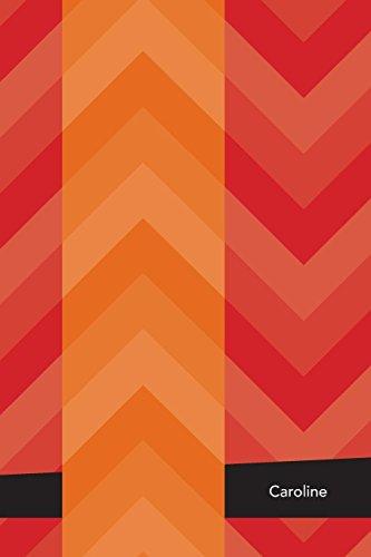 Etchbooks Caroline, Chevron, Blank: Etchbooks