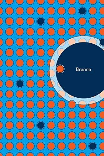 Etchbooks Brenna, Dots, Wide Rule: Etchbooks