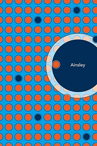 Etchbooks Ainsley, Dots, Wide Rule: Etchbooks