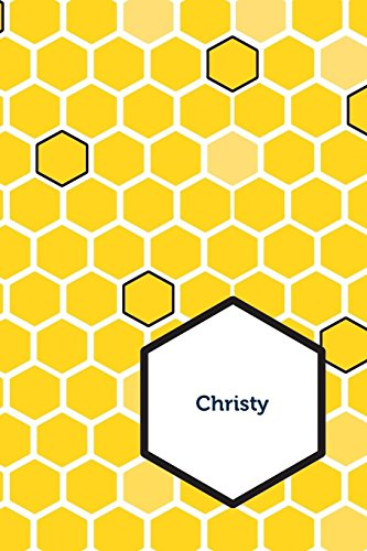 Etchbooks Christy, Honeycomb, College Rule: Etchbooks