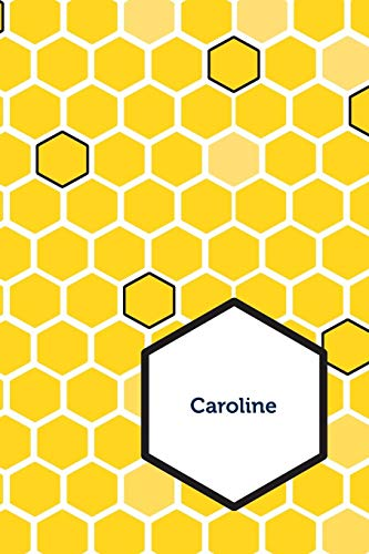 9781513375915: Etchbooks Caroline, Honeycomb, Wide Rule