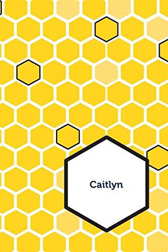Etchbooks Caitlyn, Honeycomb, Wide Rule: Etchbooks