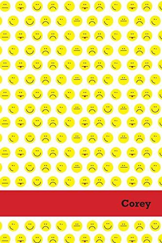 Etchbooks Corey, Emoji, Wide Rule: Etchbooks