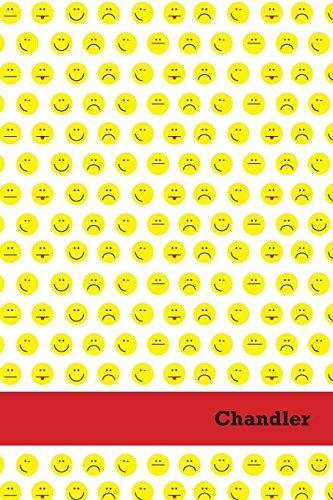 Etchbooks Chandler, Emoji, Wide Rule: Etchbooks