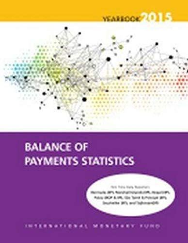9781513535272: 66: Balance Of Payments Statistics Yearbook: 2015