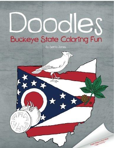 9781513603117: Doodles Buckeye State Coloring Fun