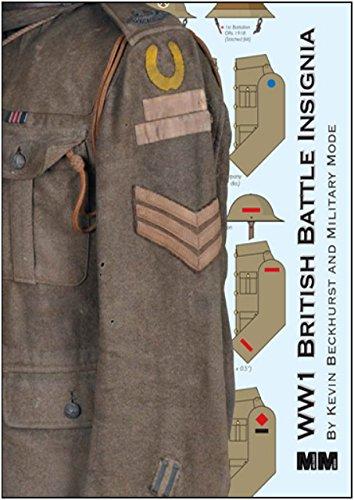 9781513625690: WWI British Battle Insignia