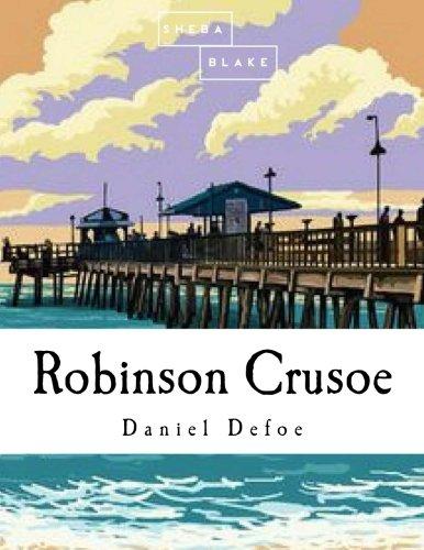 9781514101070: Robinson Crusoe