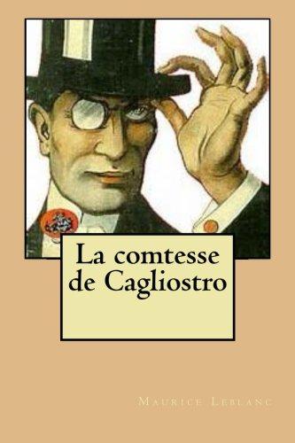 9781514103555: La comtesse de Cagliostro (French Edition)